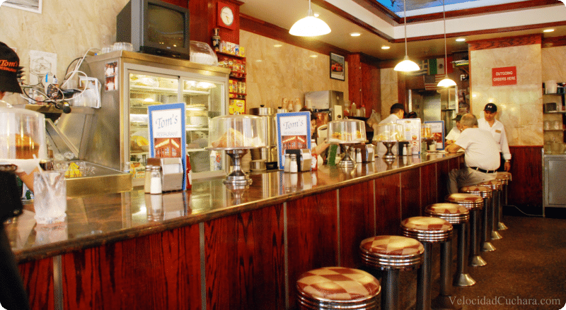 Nueva York: Tom's restaurant