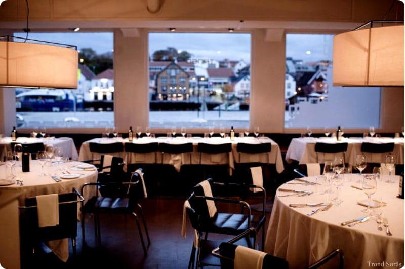 "Noruega ""Stavanger"": Restaurante Tango"