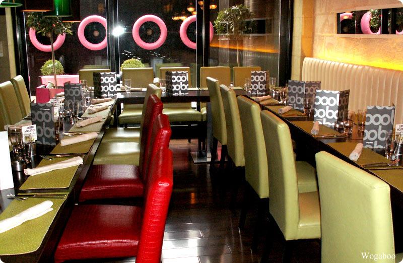Restaurante Wogaboo
