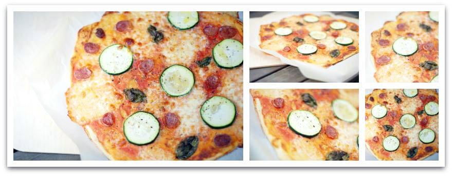 Hornea bien tu pizza para que quede deliciosa