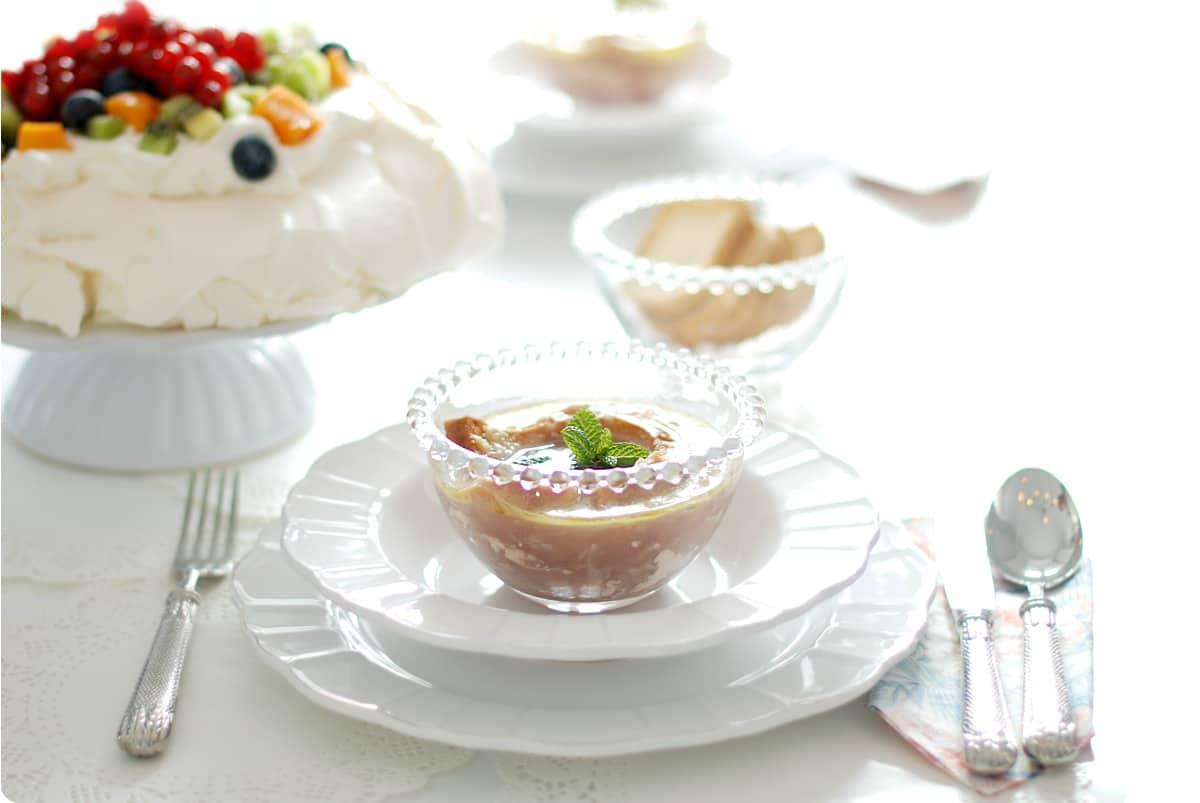 Sopa de cebolla con Thermomix®