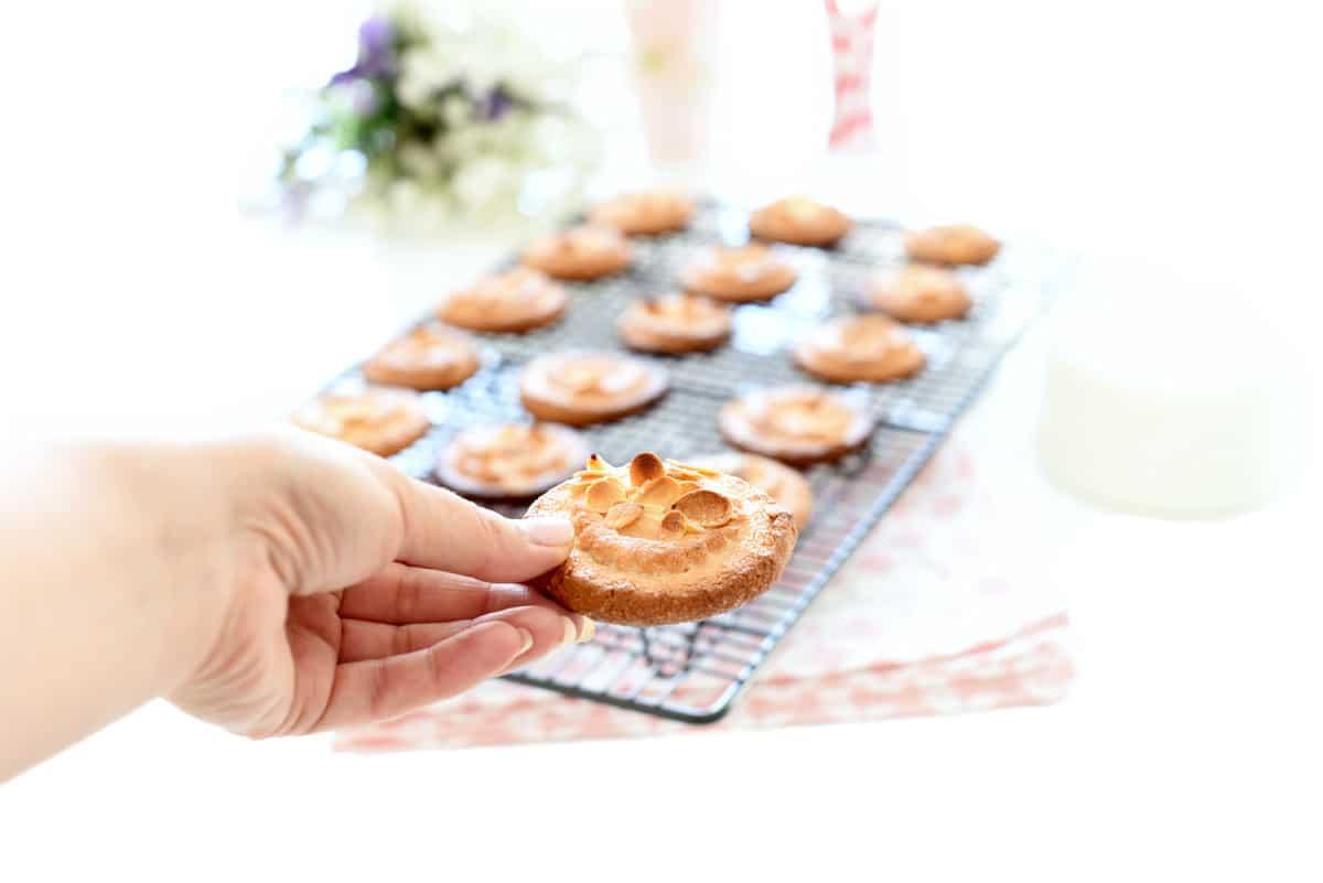 Deliciosas galletas de almendra con Thermomix®