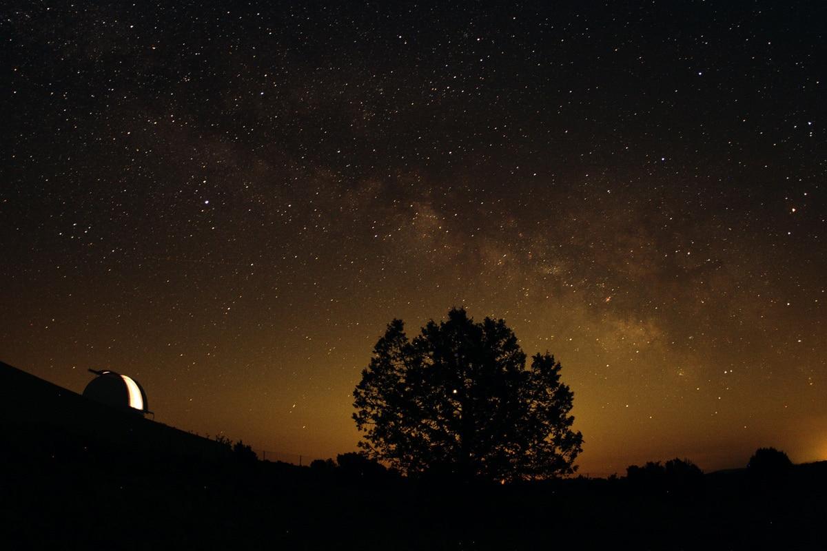 El cielo valenciano es Starlight